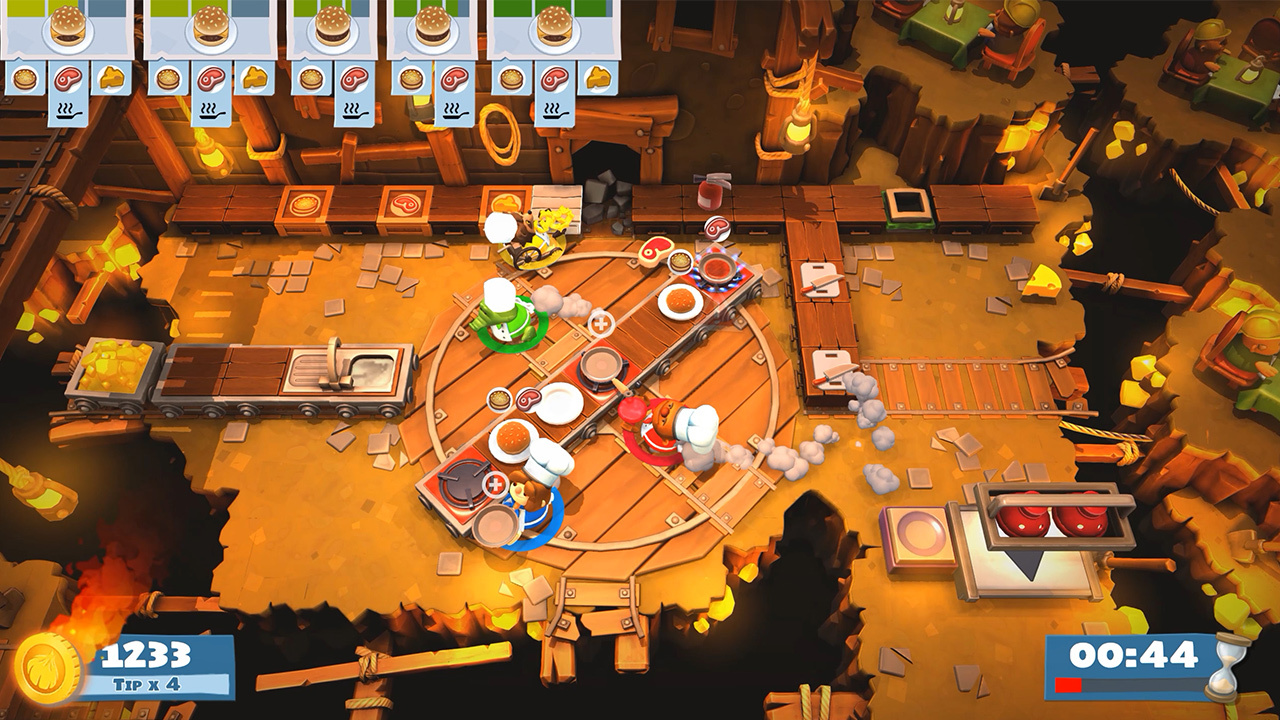 Overcooked 2 Review (Switch) | Nintendo Life