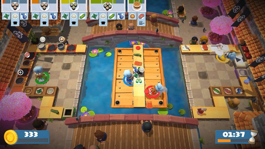 Overcooked 2 Review - Screenshot 6 of 7