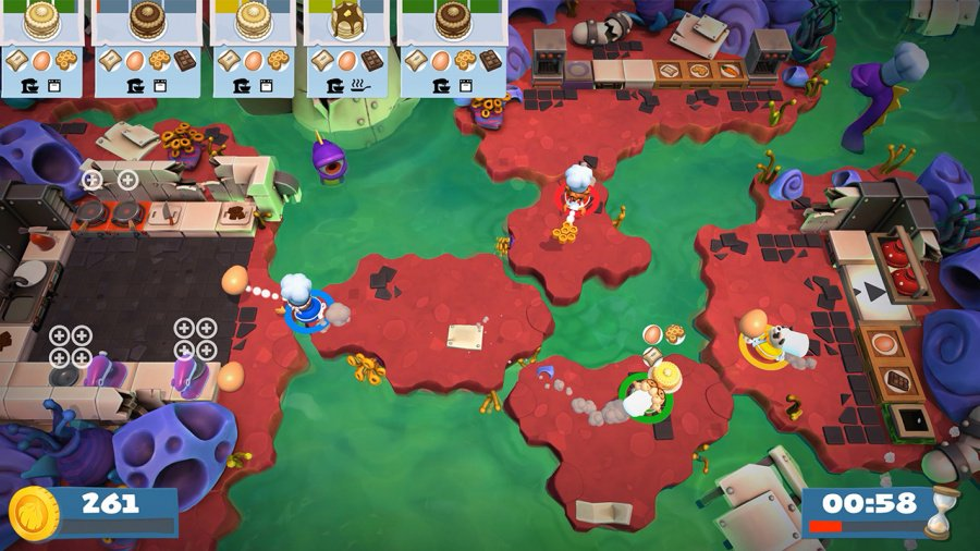 Overcooked 2 Review - Screenshot 2 of 7