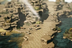 Octopath Traveler Screenshot