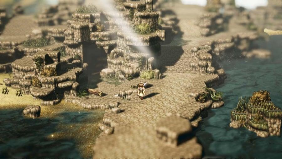 Octopath Traveler Review - Screenshot 4 of 6
