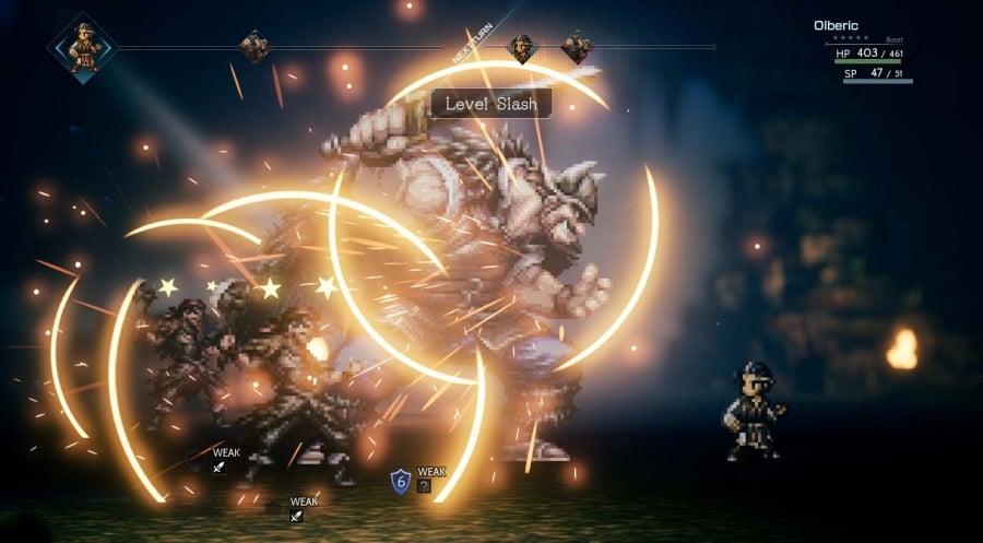 Octopath Traveler Review - Screenshot 1 of 6
