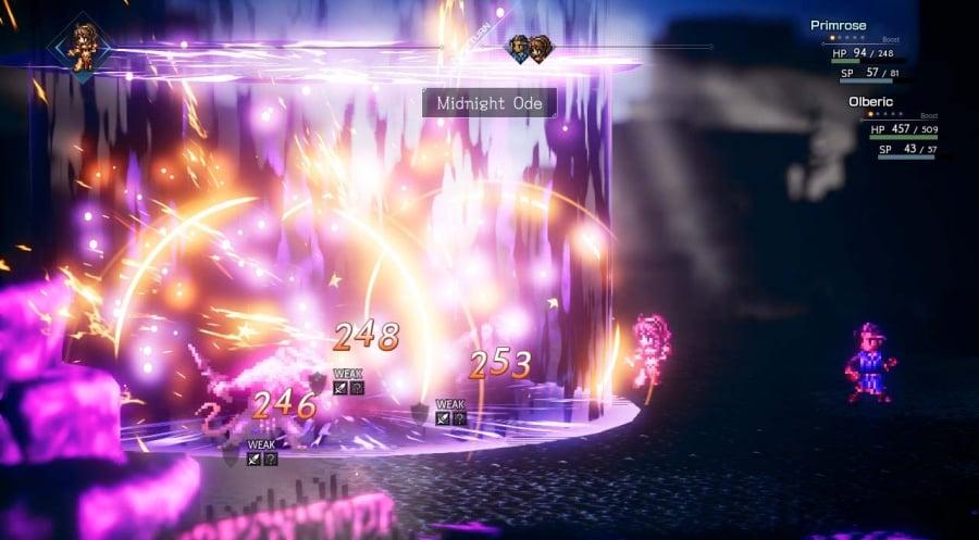 Octopath Traveler Review - Screenshot 1 of 5