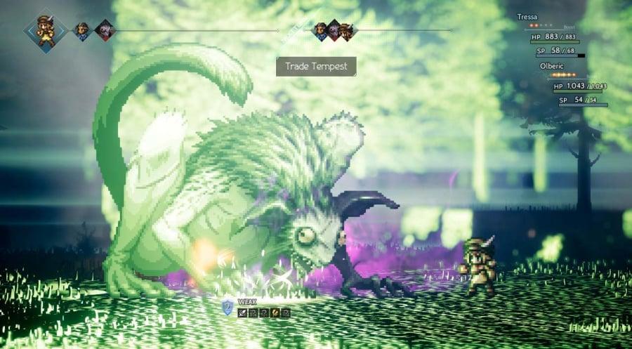 Octopath Traveler Review - Screenshot 5 of 6