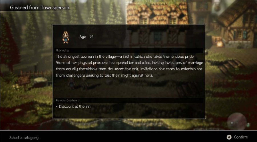 Octopath Traveler Review - Screenshot 6 of 6