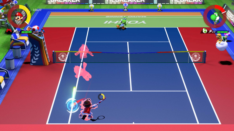 Mario Tennis Aces Review - Screenshot 5 of 6