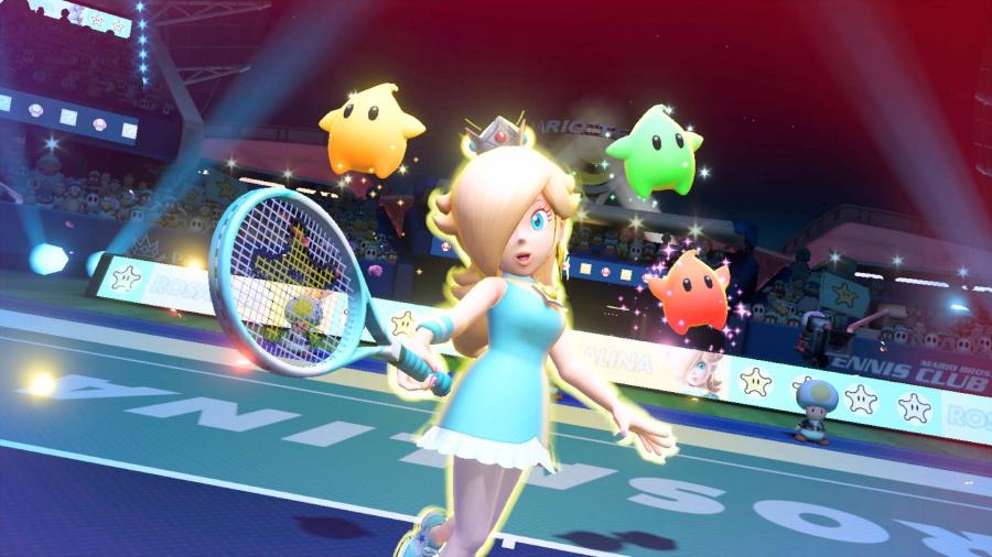 Mario Tennis Aces Review - Screenshot 2 of 6