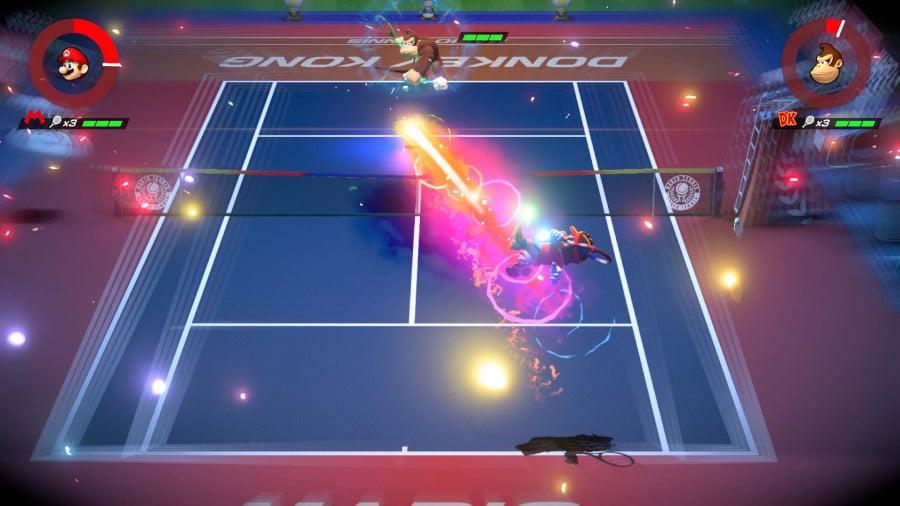 Mario Tennis Aces Review - Screenshot 3 of 6