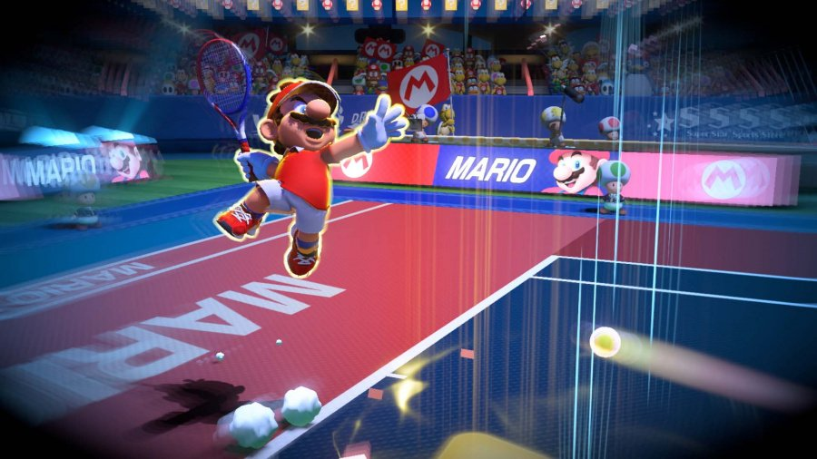 Mario Tennis Aces Review - Screenshot 5 of 6