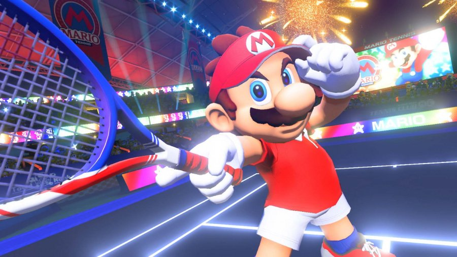Mario Tennis Aces Review - Screenshot 2 of 6
