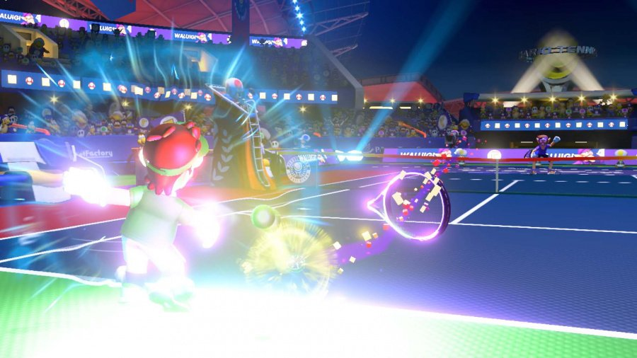 Mario Tennis Aces Review - Screenshot 6 of 6
