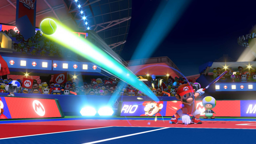 Mario Tennis Aces Review - Screenshot 1 of 6