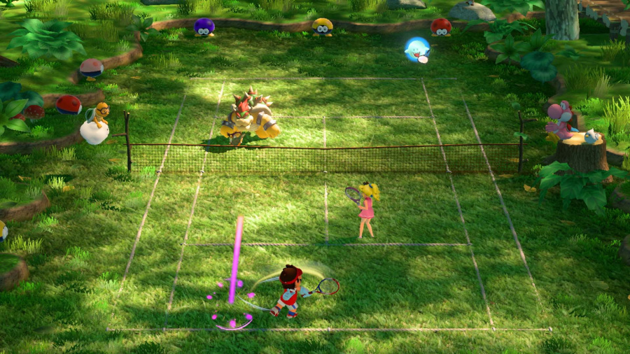 Mario Tennis Aces Review - Screenshot 3 of 6