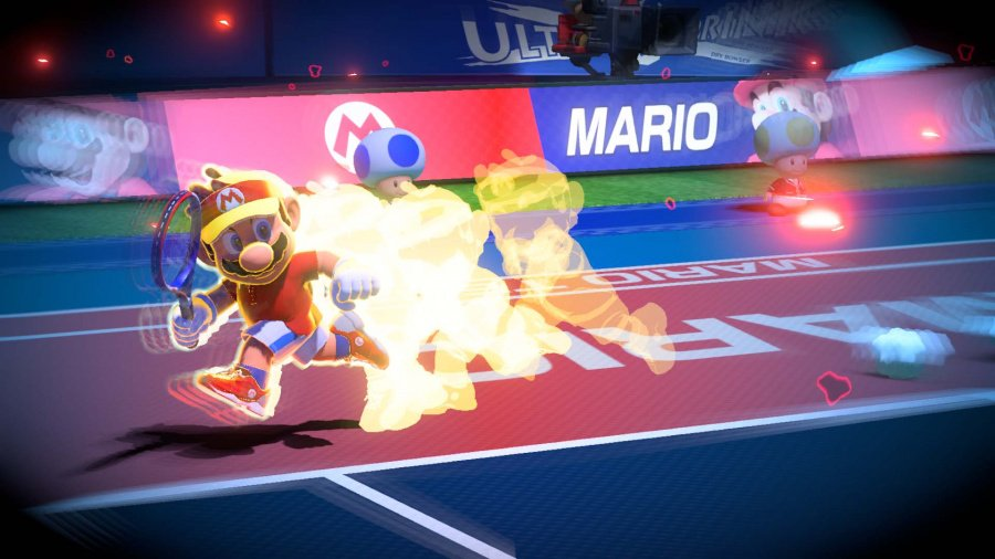 Mario Tennis Aces Review - Screenshot 4 of 6