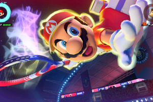 Mario Tennis Aces Screenshot