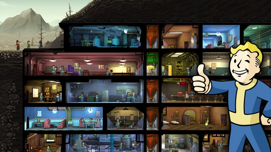 Fallout Shelter Review - Screenshot 3 of 5