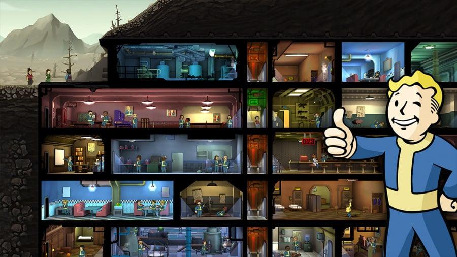 Fallout Shelter Review - Screenshot 1 of 3