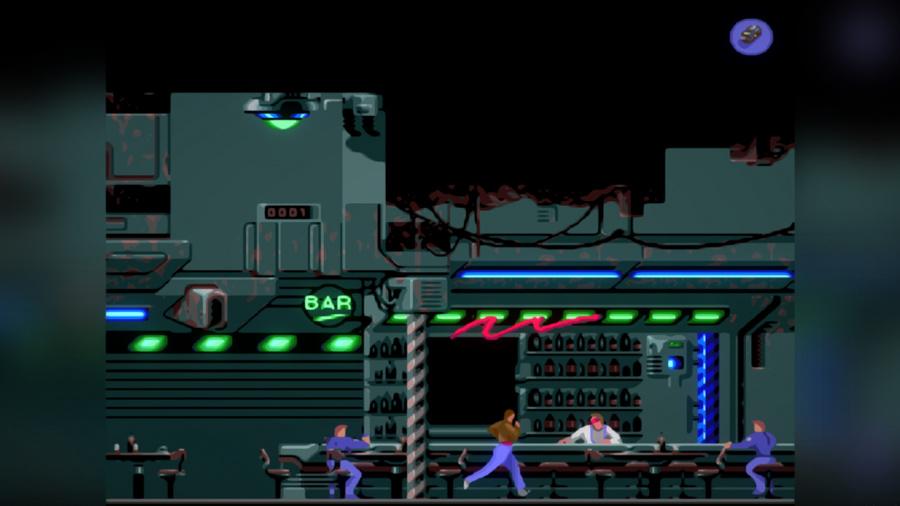Flashback Review - Screenshot 1 of 3