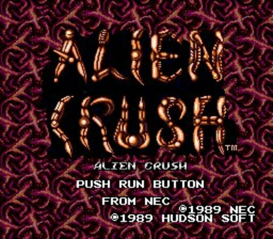 Alien Crush Screenshot