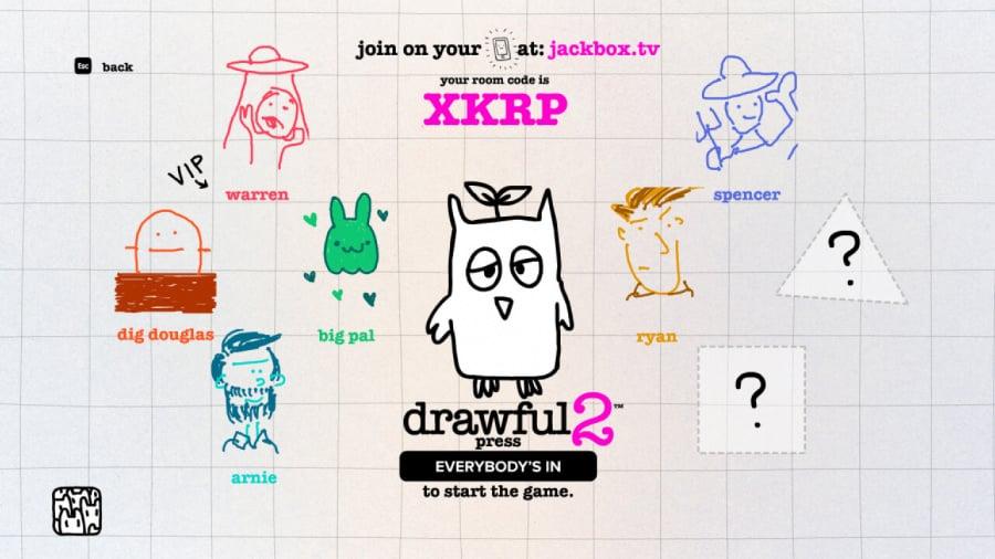 Drawful 2 Review - Screenshot 1 of 3