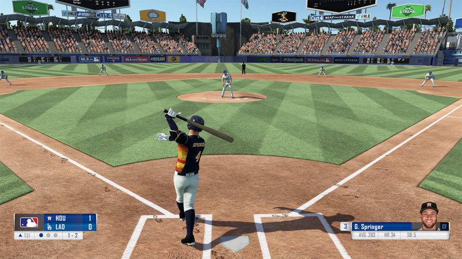 R.B.I. Baseball 18 Review - Screenshot 1 of 4