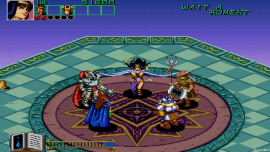 Johnny Turbo's Arcade: Wizard Fire Review - Screenshot 2 of 2