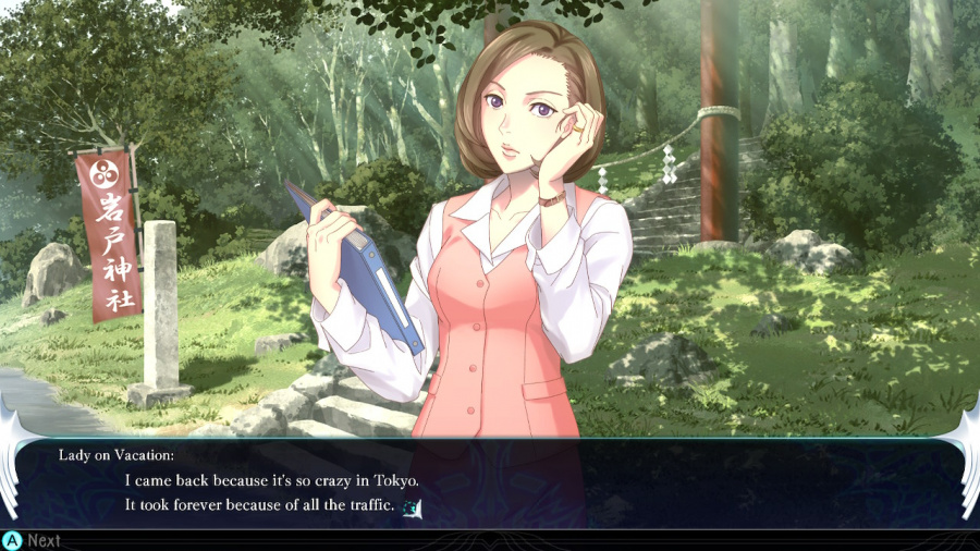 The Lost Child Review - Screenshot 2 of 3