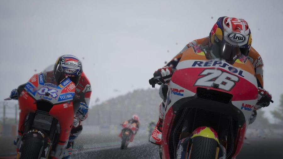 MotoGP 18 Review - Screenshot 1 of 3