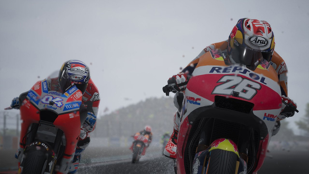 Motogp 18 Review Switch Nintendo Life