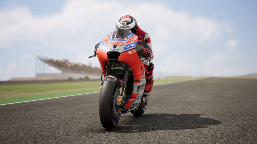 MotoGP 18 Review - Screenshot 1 of 4