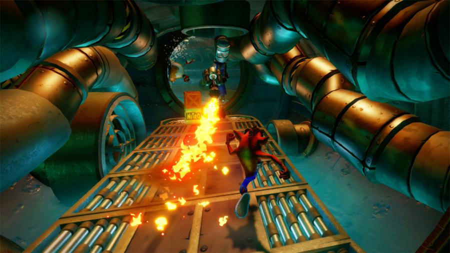 Crash Bandicoot N. Sane Trilogy Review - Screenshot 2 of 5