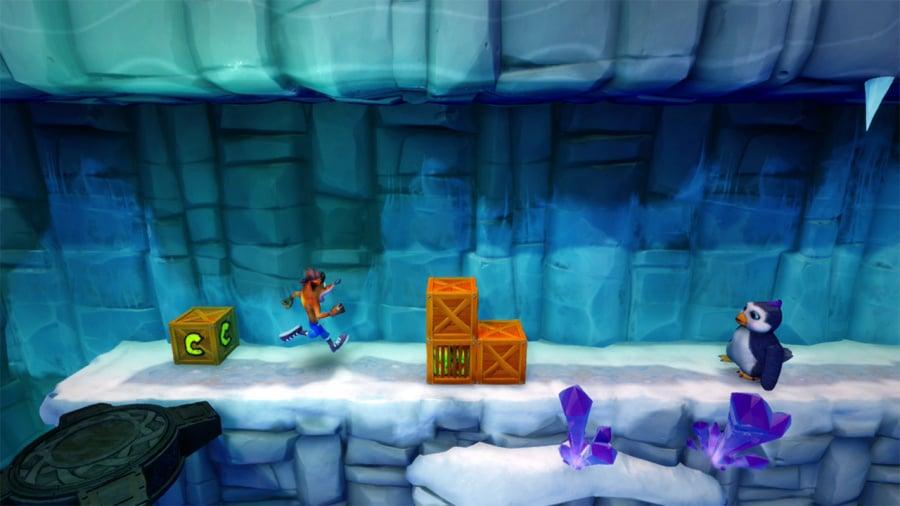 Crash Bandicoot N. Sane Trilogy Review - Screenshot 1 of 4