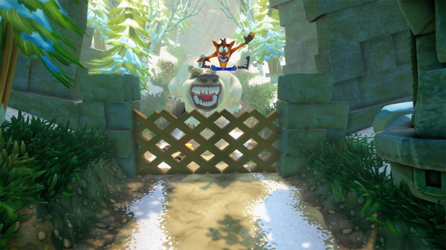 Crash Bandicoot N. Sane Trilogy Review - Screenshot 1 of 5