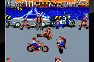 Arcade Archives Renegade Screenshot