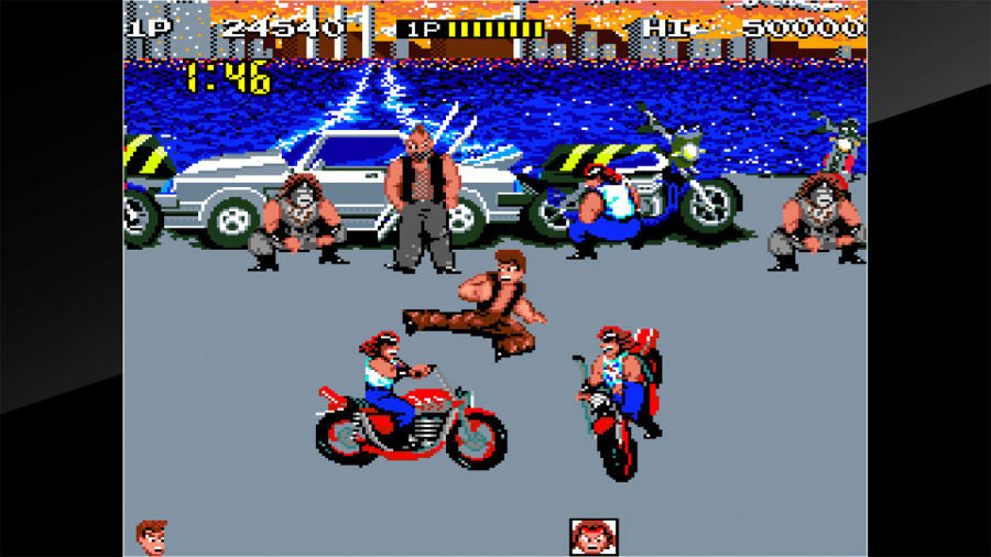 Arcade Archives Renegade Review - Screenshot 3 of 3