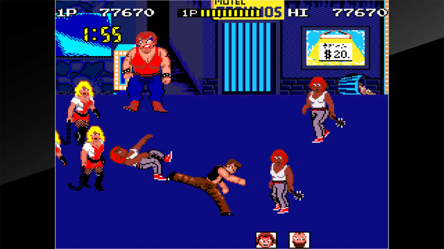 Arcade Archives Renegade Review - Screenshot 1 of 3