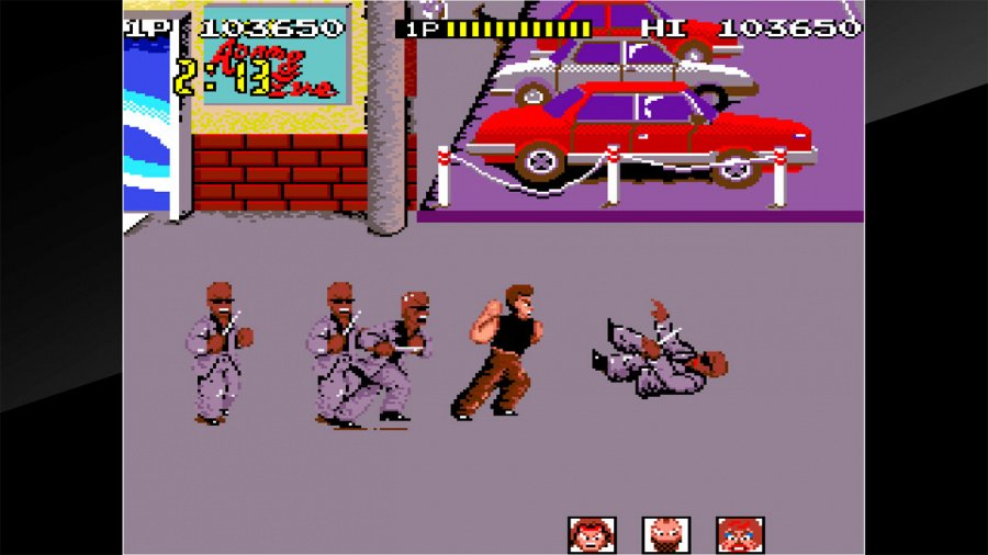 Arcade Archives Renegade Review - Screenshot 2 of 3