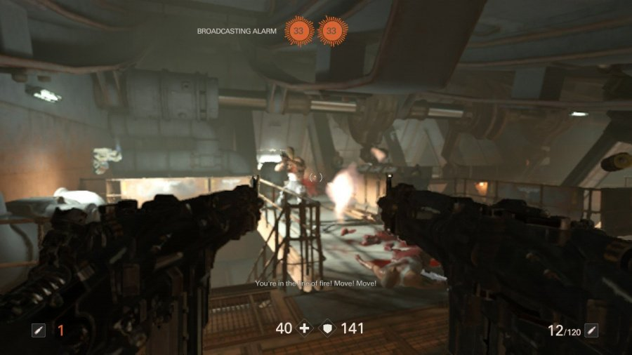 Wolfenstein II: The New Colossus Review - Screenshot 1 of 6