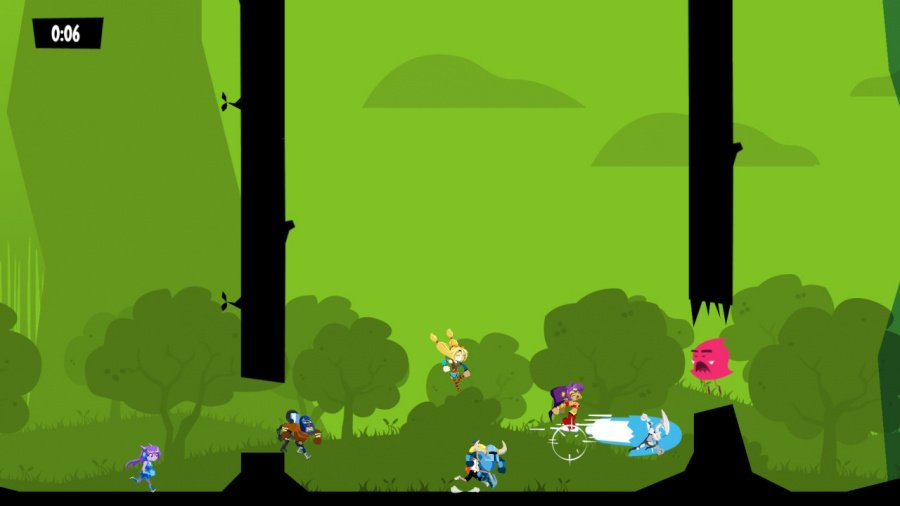 Runbow Review - Screenshot 3 of 4