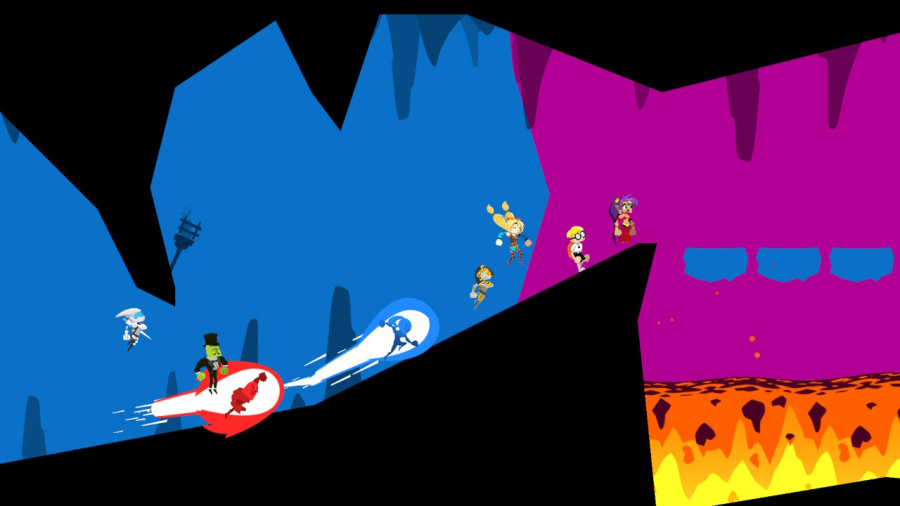 Runbow Review - Screenshot 4 of 4