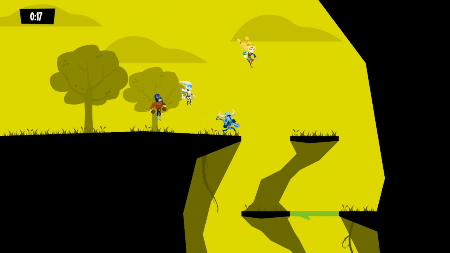 Runbow Review - Screenshot 2 of 4