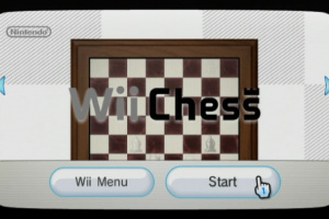 Wii Chess Screenshot