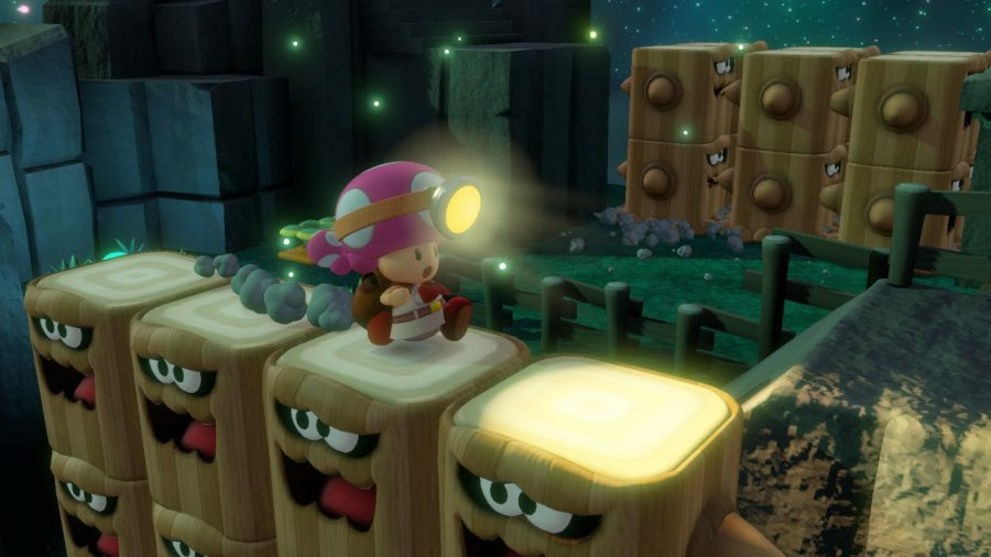 Captain Toad: Treasure Tracker Review - Screenshot 2 of 4