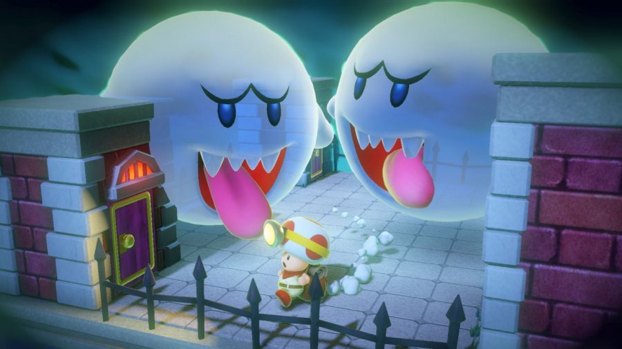 Captain Toad: Treasure Tracker Review - Screenshot 4 of 4