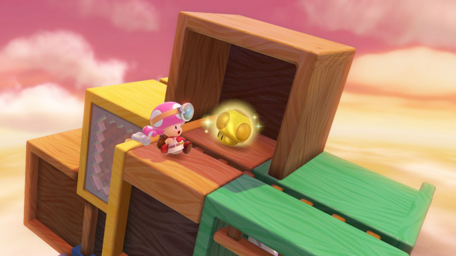 Captain Toad: Treasure Tracker Review - Screenshot 1 of 4