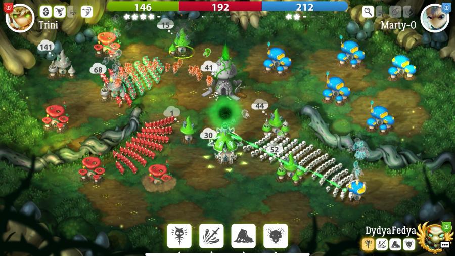 Mushroom Wars 2 Review - Screenshot 4 of 4