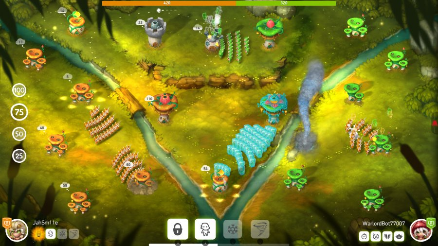 Mushroom Wars 2 Review - Screenshot 3 of 4