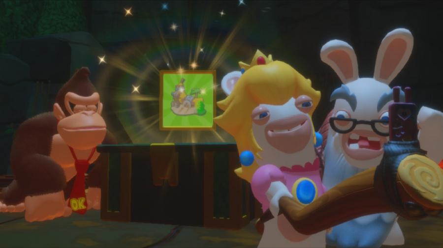 Mario + Rabbids Kingdom Battle: Donkey Kong Adventure Review - Screenshot 5 of 5
