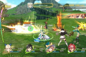 Shining Resonance Refrain Screenshot