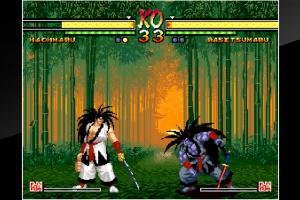 Samurai Shodown V Screenshot